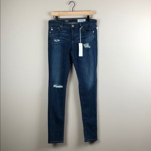 NWT AG Andriano Goldscmied Super Skinny Jean (28)
